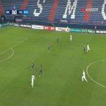 Caen 0-1 PSG - Moise Kean 49'
