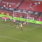 Sheffield Utd 1-0 Bristol City - Billy Sharp penalty 66'