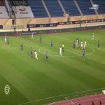 Al Ettifaq 3 -0 Abha - Mohammed Al Kuwaykibi 31'