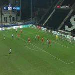 Angers 1-0 Rennes - Angelo Fulgini 5'