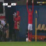 Estoril 1-[1] Benfica - Darwin Nunez 44'