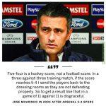 FT: Everton 5-4 Tottenham Jose Mourinho in 2004