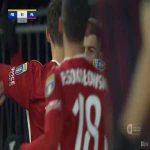 Pogoń Szczecin 0-1 Piast Gliwice - Michał Chrapek PK 14' (Polish Cup)