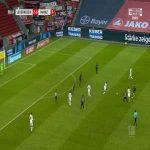 Bayer Leverkusen 2-[1] Mainz - Robert Glatzel 89'