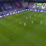 Eibar [1]-1 Real Valladolid - Garcia Kike 23'