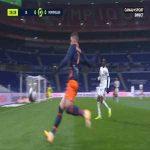 Lyon 0-1 Montpellier - Teji Savanier 20'