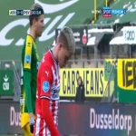 Philipp Max (PSV) PK miss vs. Den Haag (21')