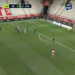 Reims 1-0 Lens - Arber Zeneli 13'