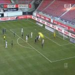 Stuttgart 1-0 Hertha Berlin - Saša Kalajdžić 45+1'