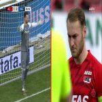 AZ Alkmaar [2]-0 SC Heerenveen | Teun Koopmeiners 47' Penalty