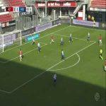 AZ Alkmaar [3]-1 SC Heerenveen | Albert Gudmundsson 81'
