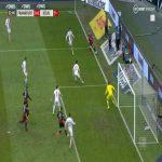 Eintracht Frankfurt [0]- 1.Fc köln(0). Silva disallowed goal