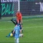 Inter 1-0 Lazio - Romelu Lukaku penalty 22'