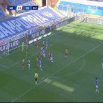 Sampdoria 1-0 Fiorentina - Keita Baldé 31'