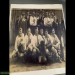 Can anyone help me identify which football club this is? Picture is from mid 1930's in London.
