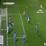 Castellon [1]-1 Fuenlabrada - Yann Bodiger penalty 37'