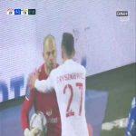 Martin Chudý (Górnik Zabrze) PK save vs. Stal Mielec (28', Polish Ekstraklasa)