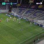 Toulouse 1-0 AC Ajaccio - Deiver Machado 27'