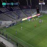 Toulouse 3-0 AC Ajaccio - Vakoun Issouf Bayo 90'+1'