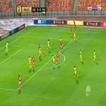 Al Ahly 1-0 Al-Merreikh - Mohamed Magdi Kafsha 57'
