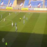 Abha [1] - 1 Al Batin — Carlos Strandberg 39' — (Saudi Pro League - Round 19)
