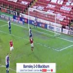 Barnsley 2-0 Blackburn - Alex Mowatt 90'