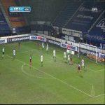 Heerenveen 1-[1] Feyenoord | Bryan Linssen 47'