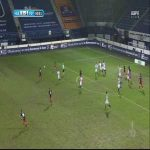 Heerenveen 1-[3] Feyenoord   Lutsharel Geertruida 61'