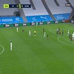 Marseille 1-0 Nice - Alvaro 14'