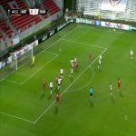 Antwerp [1]-1 Rangers: Felipe Avenatti 45'