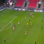 Braga 0-2 Roma - Borja Mayoral 87'