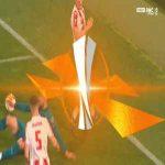 Crvena Zvezda 1-[2] Milan - Theo Hernandez penalty 59'