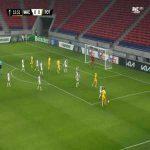 Wolfsberger AC 0-1 Tottenham - Heung-Min Son 13'