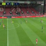 Brest 0-1 Lyon - Lucas Paqueta 9'