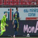 Brest 0-3 Lyon - Memphis Depay penalty 44'