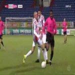 Willem II 0-3 Utrecht - Sander van de Streek 19'