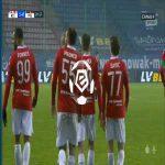 Wisła Kraków 1-0 Pogoń Szczecin - Benedikt Zech OG 31' (Polish Ekstraklasa)