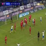 Dynamo Moscow 2-0 Spartak Moscow - Konstantin Tyukavin back-heel 70'