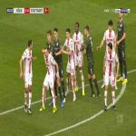 Koln 0-1 Stuttgart - Sasa Kalajdzic 49'
