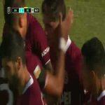 Lanús 1-0 Defensa y Justicia - Tomás Belmonte 5'