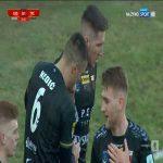 ŁKS Łódź 0-1 GKS Tychy - Bartosz Biel 40' (Polish I liga)