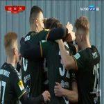 ŁKS Łódź 0-2 GKS Tychy - Bartosz Szeliga 55' (Polish I liga)