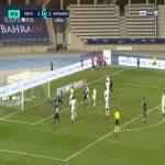 Paris FC 1-0 Chateauroux - Ali Abdi 69'