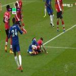 Southampton 1 - [1] Chelsea - Mason Mount 54' (Penalty)
