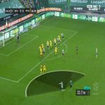 Sporting 1-0 Portimonense - Zouhair Feddal 27'