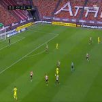 Athletic Bilbao 0-1 Villarreal - Gerard Moreno 16'