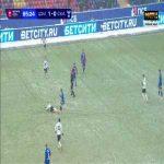CSKA Moscow 2-0 SKA Khabarovsk - Nikola Vlasic 66'