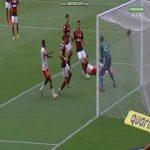 Flamengo 0-1 Internacional - Edenílson 12' (Penalty)