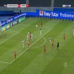 Hertha Berlin 0-2 RB Leipzig - Nordi Mukiele 71'