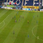 Hoffenheim 2-0 Bremen - Christoph Baumgartner 44'
